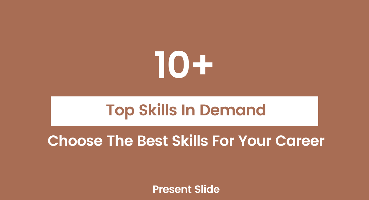 Top Skills in Demand for Career