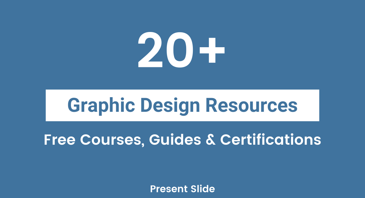 Free Graphic Design Courses, Guides Certifications