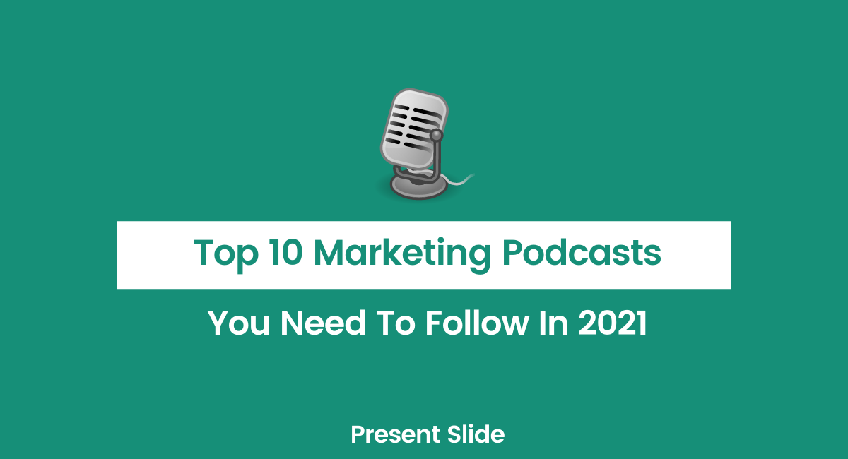 Top 10 Marketing Podcasts
